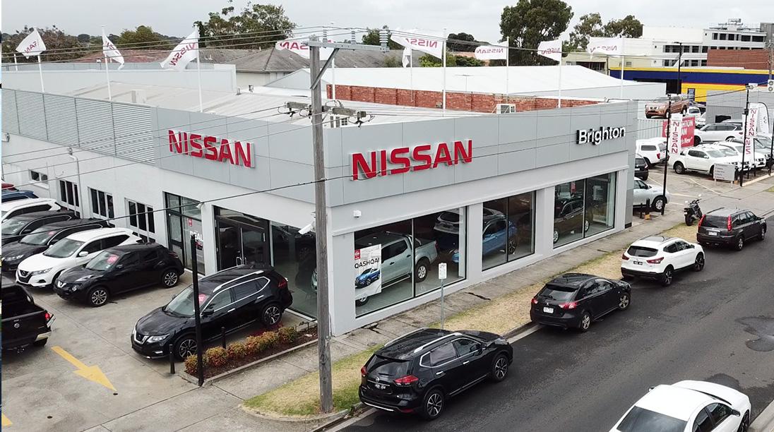 Nissan Brighton